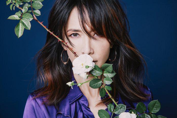 工藤静香、中島みゆきカバーアルバムのタイトルは『青い炎』に決定