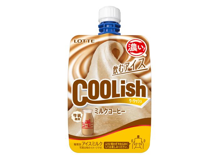 クーリッシュ新フレーバー『ミルクコーヒー』は竹内涼真のお墨付き!!