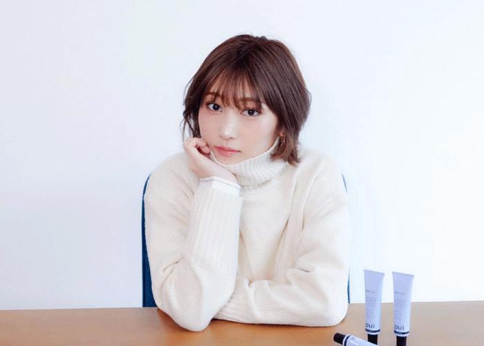 元欅坂46志田愛佳のプロデュースコスメブランド「pui(プイ)」が2021年1月16日より発売開始