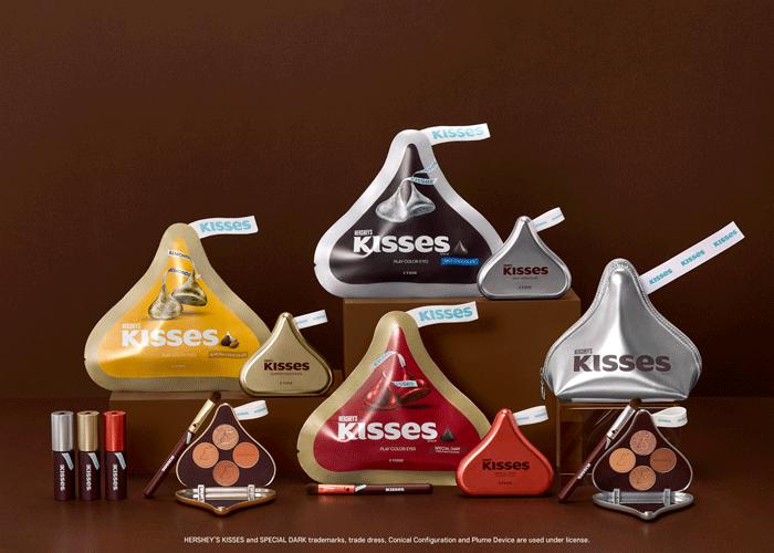ETUDE × HERSHEY'S KISSES『キスチョコレートコレクション』数量限定発売!