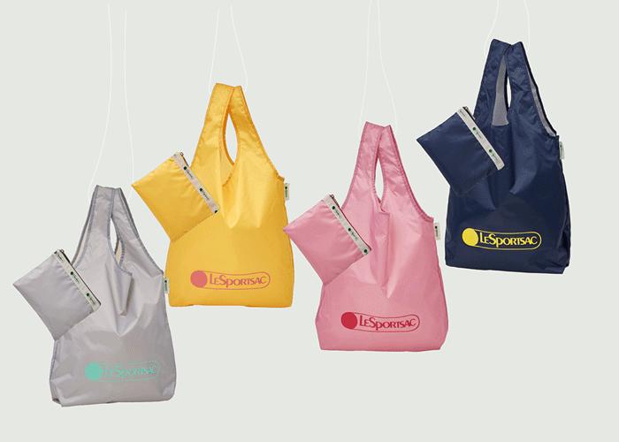 レスポートサック、人気のショッパーバッグがバージョンアップして新登場。1/27(水)日本限定発売