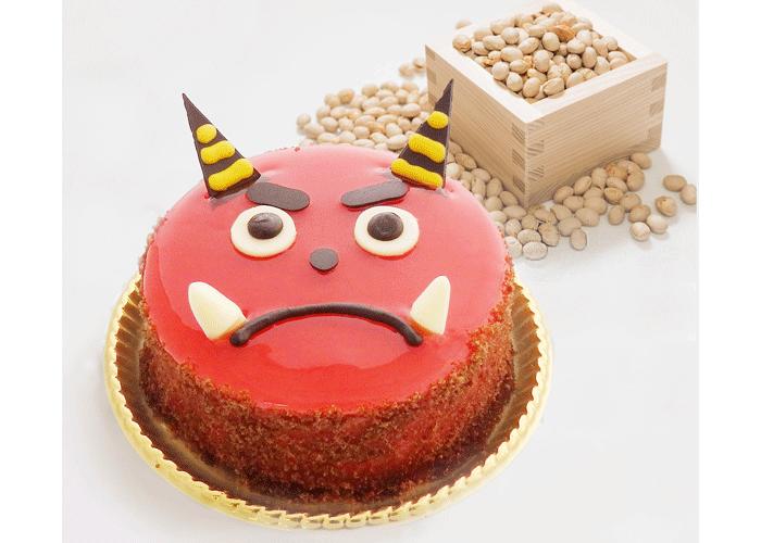 「おにのケーキ」1月29日より期間限定販売≪ユーハイム≫