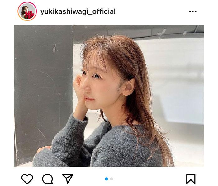 """AKB48 柏木由紀、明かされる""""柏木流メイク""""に「可愛い!」の声ぞくぞく"""