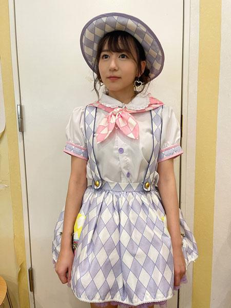 SKE48 大場美奈、『初恋泥棒』衣装見納めか!?ファンから「まだまだ大丈夫」の声も