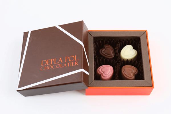 「DEPLA POL CHOCOLATIER(デプラポールショコラティエ)」限定商品を販売開始