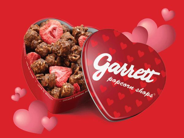 ≪ギャレット ポップコーン≫『アーモンド チョコレートトリュフ』&『Candy Pink缶』期間限定・数量限定で発売!
