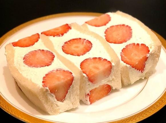 大丸東京店いちごメニューが50種類以上!「いちごフェスタ」