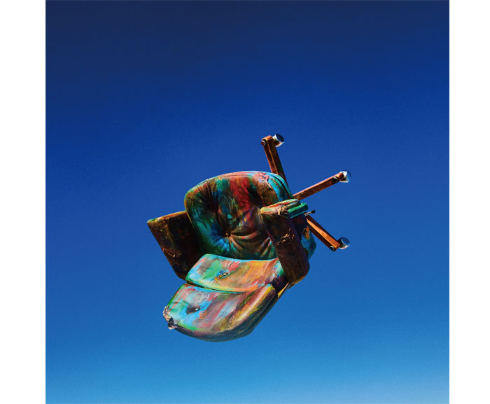 10-FEET、3月10日(水)発売シングル「アオ」のジャケット画像を公開! ドラマ24「バイプレイヤーズ~名脇役の森の100日間~」オープニングテーマ