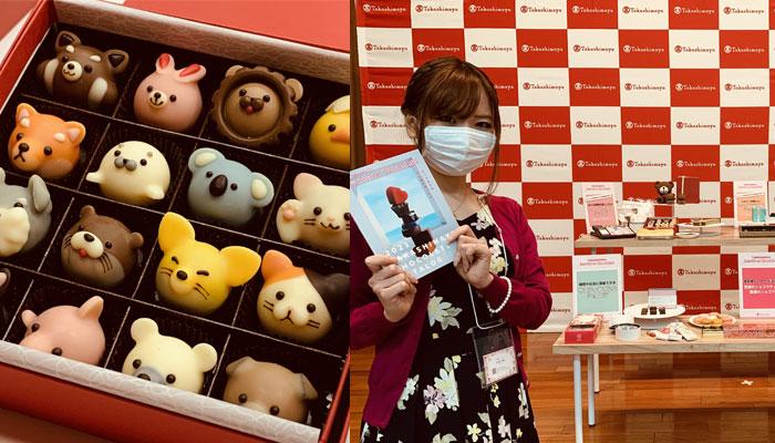 高島屋のバレンタイン2021はおうちで楽しめるチョコレートが満載!日本初上陸の注目ブランドも登場!