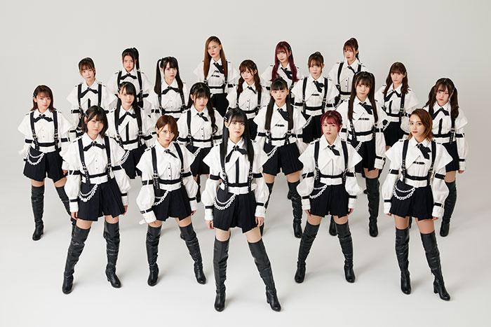 ラストアイドル10thシングル4月28日に発売決定! 西村歩乃果が初のセンターに決定!「苦手とするダンス企画でも私の役目をしっかりと全うしたい」
