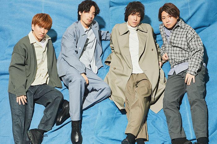 SHE'S、地元大阪での周年キックオフ公演の一部を無料生配信決定!