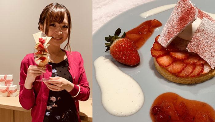 身体の内側からキレイに!美の複合施設『Beauty Connection Ginza』のフルーツサロンで旬のいちごを使ったメニューが登場!