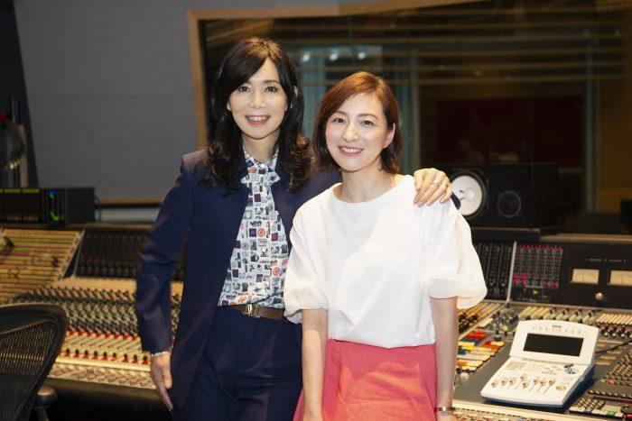 広末涼子×竹内まりやのコラボ楽曲MVが公開!「笑顔がお薬になってくれることを願って」