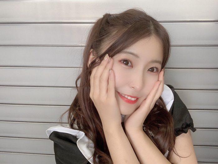 SKE48 杉山愛佳、メイド、制服衣装のハーフツインを披露!「完璧なアイドルじゃん!」