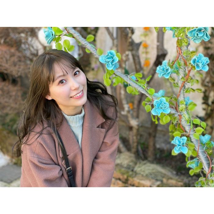 元スパガ 宮崎理奈が上目遣いで微笑むバースデーショットを公開!「みやりちゃんおめでとう」