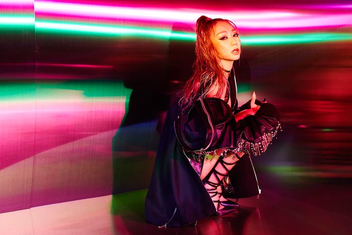 倖田來未と最新ライブ作品を一緒に楽しめる「オンライン先行試聴会」の開催が決定!