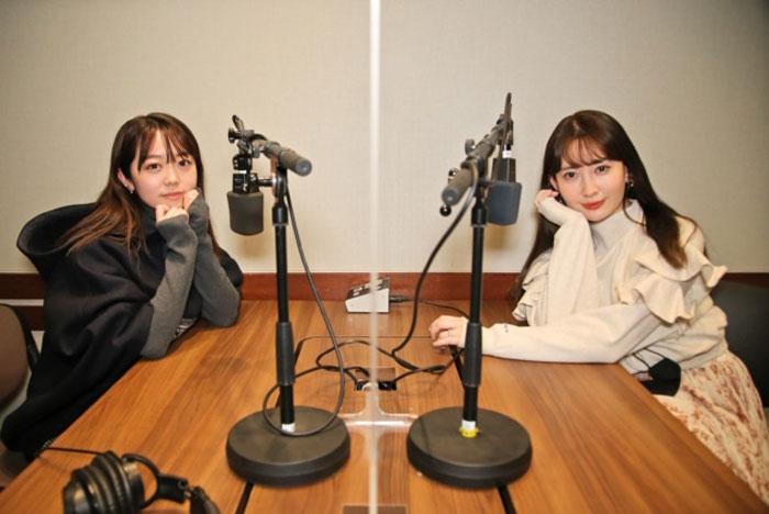 峯岸みなみ、小嶋陽菜とラジオで同期対談!AKB48在籍時と卒業後の本音を語る