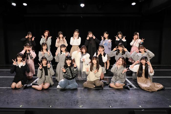 1位に末永桜花、2位に浅井裕華が続く!SKE48、期待の「ティーンズユニット」メンバー投票企画の速報発表!
