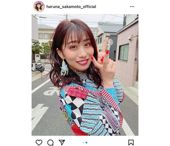 TEAM SHACHI 坂本遥奈、22歳の一年は「ハルらしさいっぱいの歳にします」!