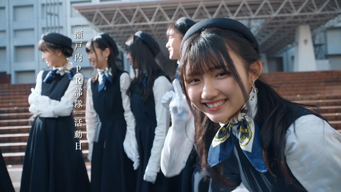 STU48 門脇実優菜センター曲『僕はこの海を眺めてる』MVが公開「『瀬戸内の笑顔』をぜひ見てほしいです」