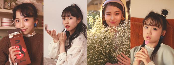 女子高生ガールズユニット @onefive(ワンファイブ)、2ndシングル『BBB』MVプレミア公開が決定