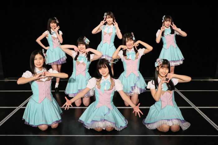 SKE48が中止になっていた年末特別公演をリベンジ!初日は10期生8名が登場!