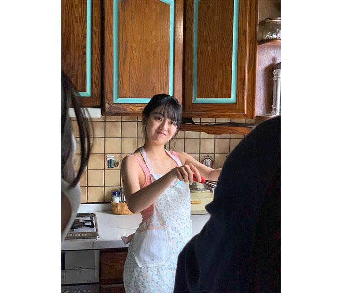 豊田ルナ、手作りチョコレートでドヤ顔「可愛い!」「作ったチョコ食べたい」