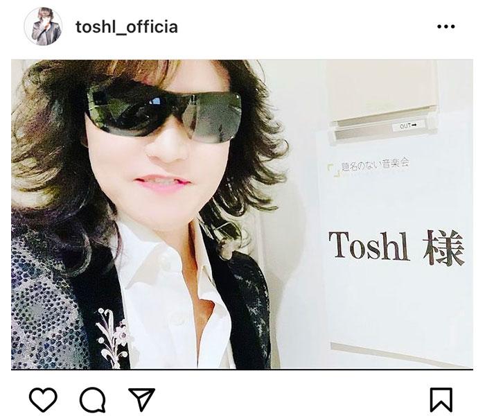 Toshl、「題名のない音楽会」にスペシャルゲストで出演!アレンジで難曲にチャレンジも!?