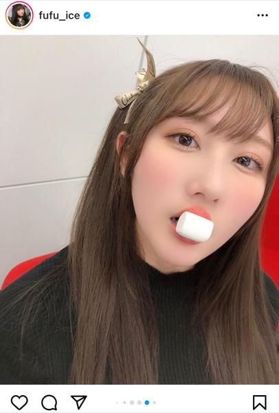 矢倉楓子、上目遣いのあざとショットに歓喜の声!