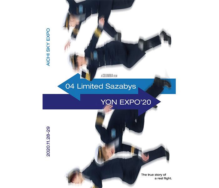 04 Limited Sazabys、約9ヶ月ぶりの有観客ワンマンライブ「YON EXPO'20」が映像化!