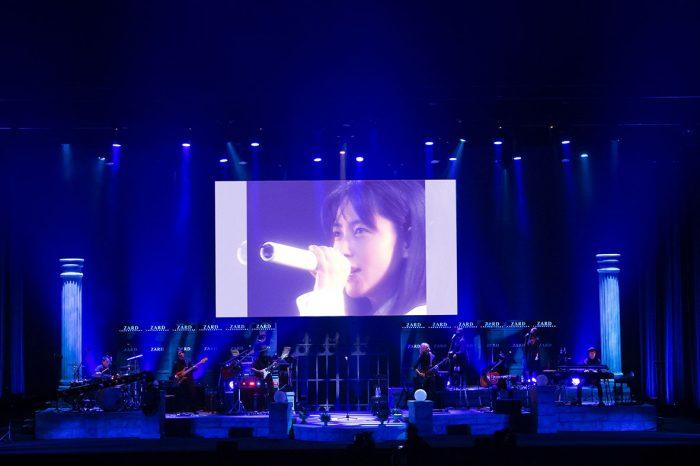 ZARD、デビュー30周年当日に東京国際フォーラムより初の生配信ライブを開催