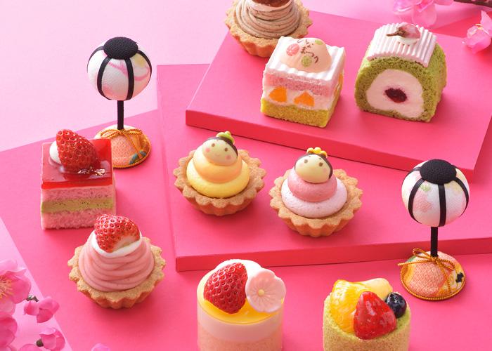 ≪銀座コージーコーナー≫ひなまつり限定ケーキ