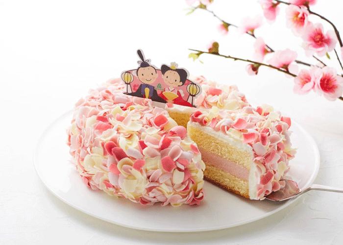 ≪モロゾフ≫春を感じるひなまつりスイーツ発売