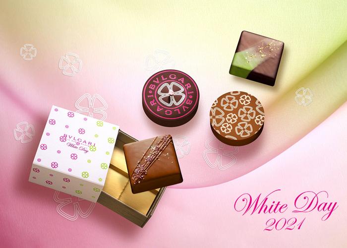 ブルガリ イル・チョコラート ホワイトデー限定チョコレート「ホワイトデー 2021」