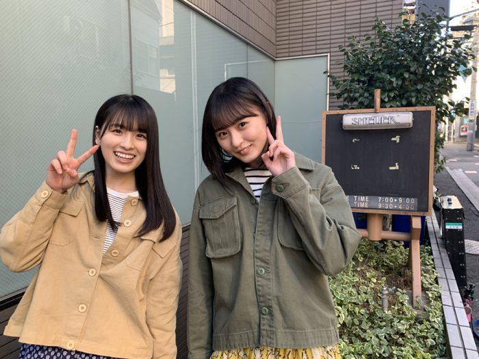 乃木坂46 大園桃子・遠藤さくらのユニット曲『友情ピアス』MVが公開!