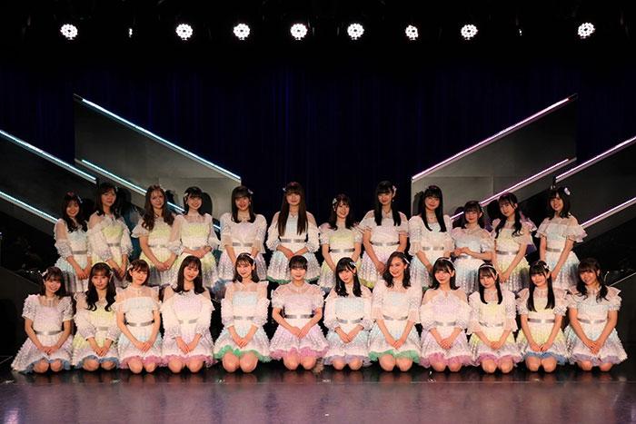 HKT48、LINE LIVEで緊急生配信で初のW選抜メンバー、HKT48初のリクアワ開催をサプライズ発表! 14thシングルは5月12日リリース決定!