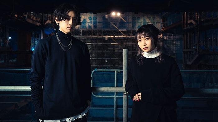 YOASOBI、NTTドコモCMソングに起用されている新曲「三原色」ショートバージョンのコラボ映像が3/30(火)18:00に公開決定!
