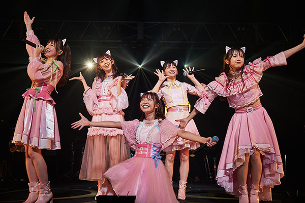 わーすた、TOKYO DOME CITY HALLにて6周年ワンマンライブを開催!