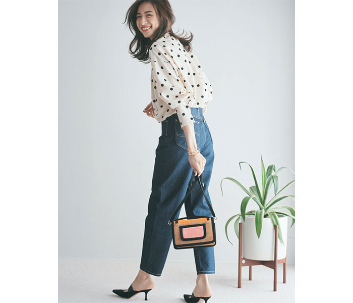 元TBSアナウンサー笹川友里、がファッション誌『VERY』専属モデルに決定!