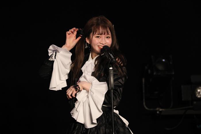 【ライブレポート】SKE48 江籠裕奈、念願のソロコンサート実現に感涙「『生きてて良かった』って思うぐらい、幸せを感じました」