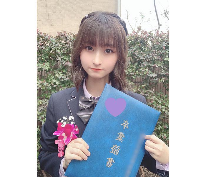 AKB48 本間麻衣が高校卒業を報告!ファンから祝福のメッセージも「本当によく頑張った!」「これからの活躍、楽しみですね」