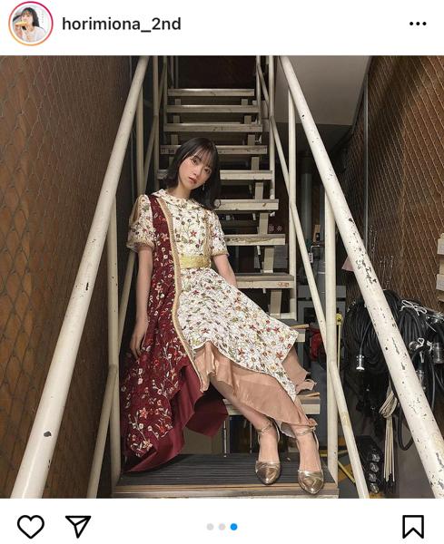 乃木坂46 堀未央奈、「しばらくボブ」髪型の研究をする近況を報告