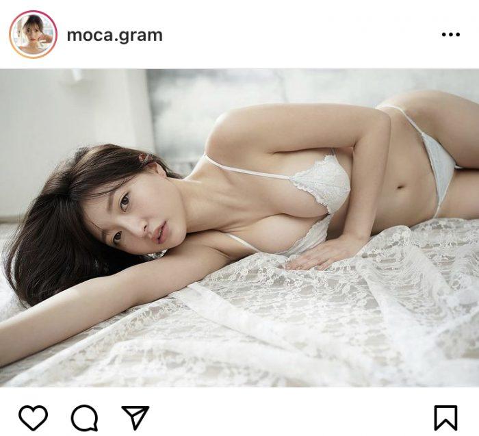 橋本萌花、ヘルシー美ボディ全開の白ビキニ姿でモーニング投稿!「透明感と色気増してる」