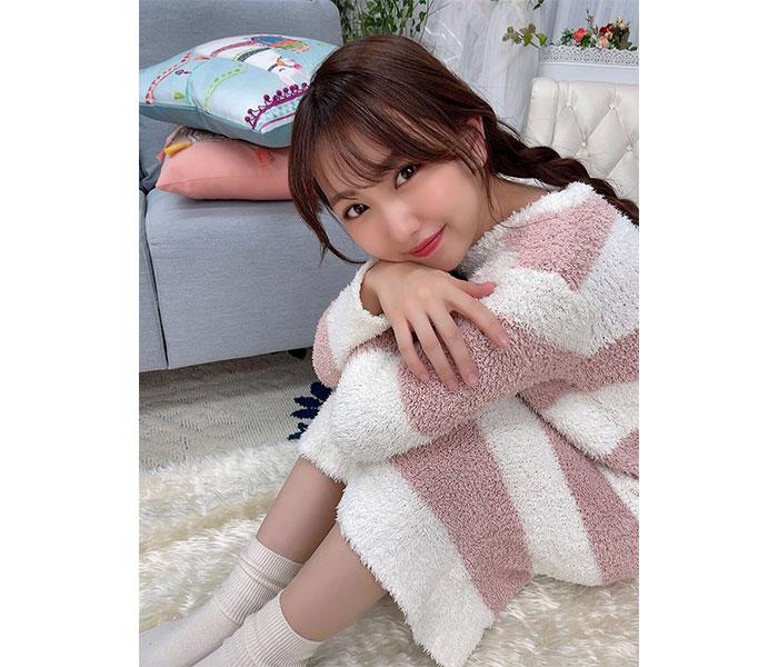 SKE48 熊崎晴香、パジャマ姿の生配信に反響ぞくぞく!