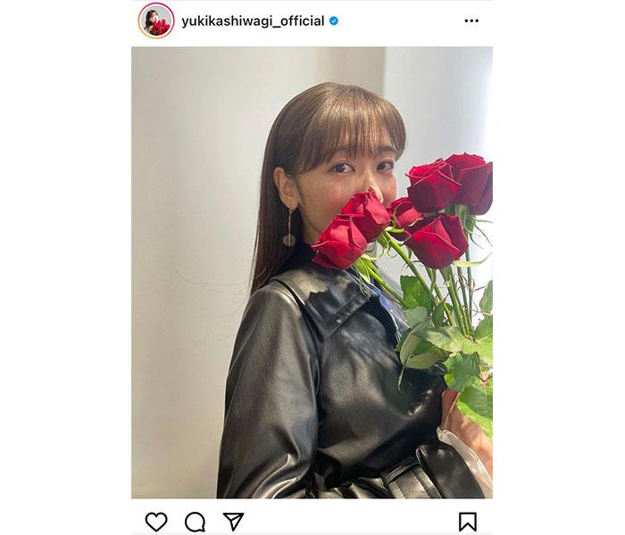 AKB48 柏木由紀、7年5ヶ月待ち望んだファンへメッセージ「まだまだ楽しいことを共有していきましょう」