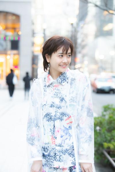"""松井愛莉が着物で""""銀ぶら""""!銀座全面撮影協力ドラマが配信に"""