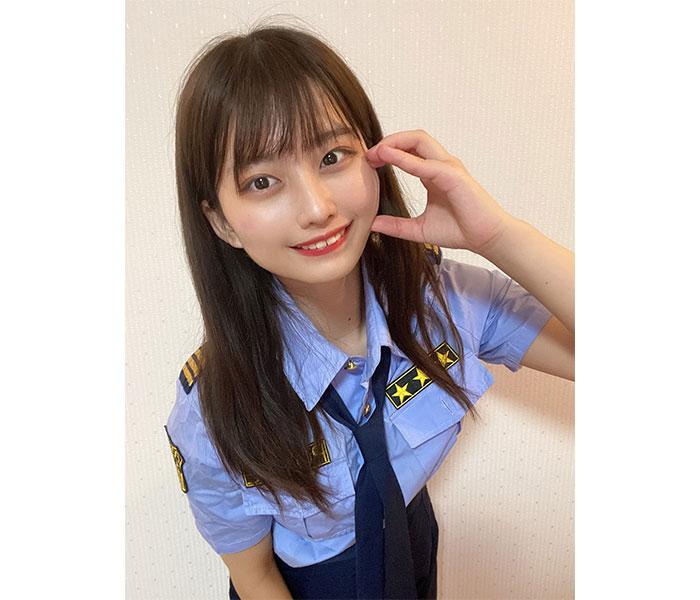 転校少女* 佐藤かれんの警察官コスプレに逮捕希望者続出!