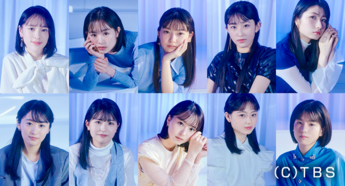 TBSスター育成プロジェクト『私が女優になる日_』プロジェクトメンバー10名がお披露目
