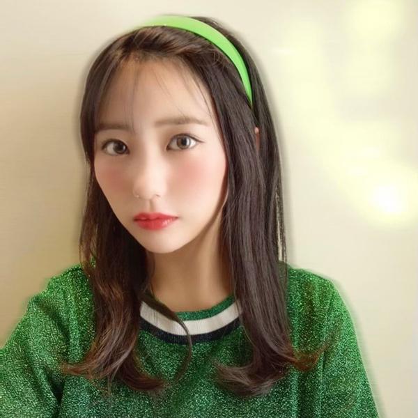 HKT48 田中美久のデコ出しショットに反響ぞくぞく!「どんどん綺麗になってくね」