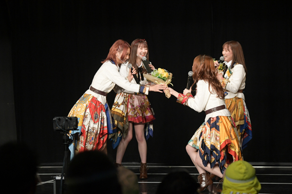 SKE48 高柳明音&斉藤真木子、2期生12周年イベントで伝えた後輩への想い